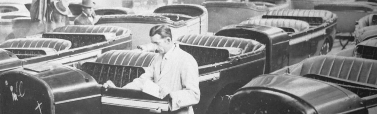 Holden works, 1920s (GM Australia New Zealand)